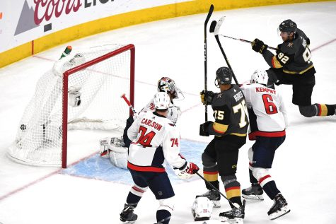 Vegas Takes Game 1 of the Stanley Cup Finals