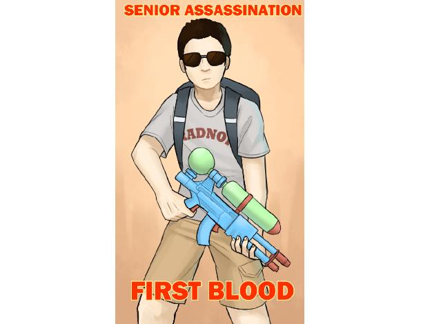 Radnor Senior Assassin Year Two: First Blood