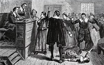 History Repeats Itself: The Salem Witch Trials in 2018