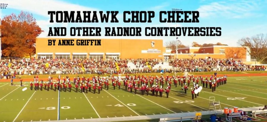 Tomahawk+Chop+Cheer+and+Other+Radnor+Controversies