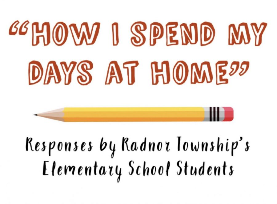 "RTSD Elementary School Students Respond: ""How I spend my days at home"""