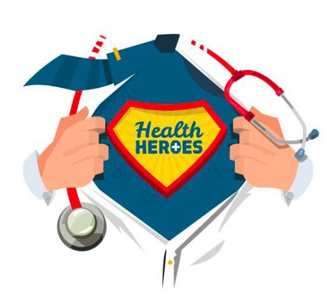 Thank You Health Heroes!