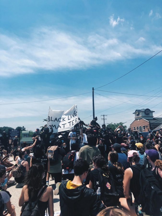 With White Privilege Comes Responsibility: The Main Line March for Black Lives