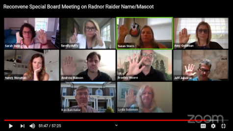"RTSD School Board Votes to Retire ""Raider"" Name and Logo"
