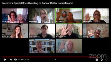 "RTSD School Board Votes to Retire ""Raider"" Name and Logo"
