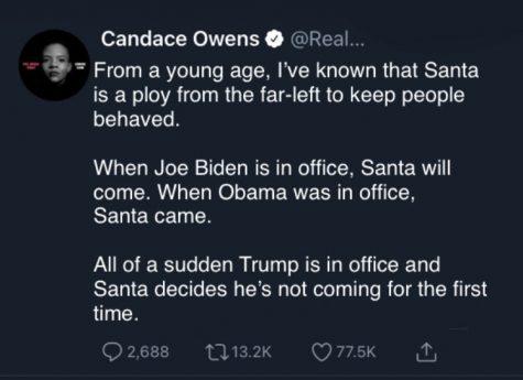 Santa Announces He Won