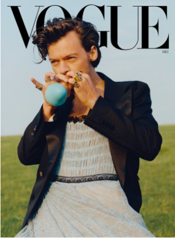 Harry Styles: Dismantling Toxic Masculinity One Dress at a Time