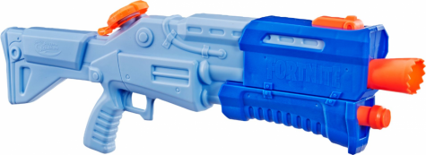 Are Semi-Automatic Water Guns Necessary for Senior Assassin?