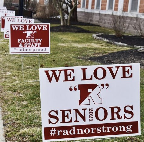 """The Unsettling Disappearance of the """"We Love 'R' Seniors and Staff"""" Signs: A Formal Investigation"""