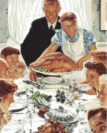 Thanksgiving Gone Awry