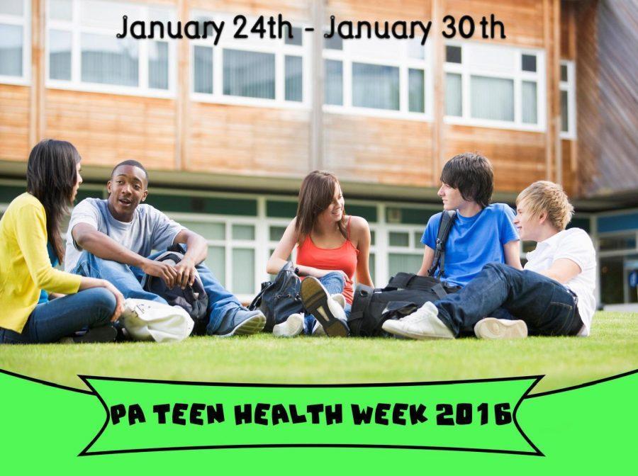 Teen Health Week