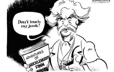 Huck Finn: Powder Keg or Spark?