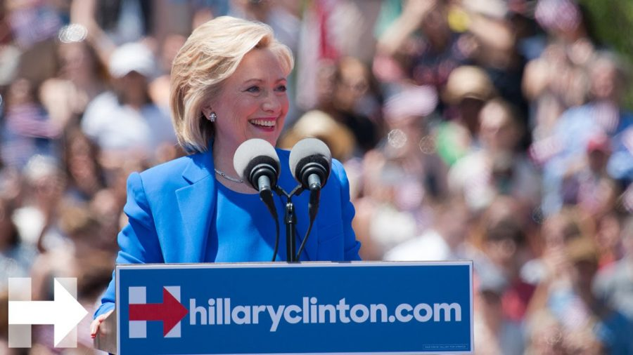 Clinton is Best Choice for Next President