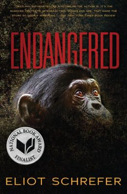 Endangered: A Novel of When Things Get Hairy