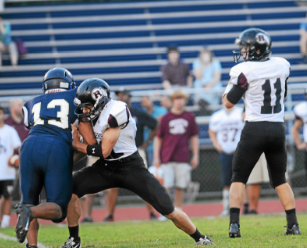 Raiders Fall Short to Rivals