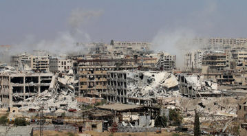 Aleppo: The Terror of the Syrian Civil War