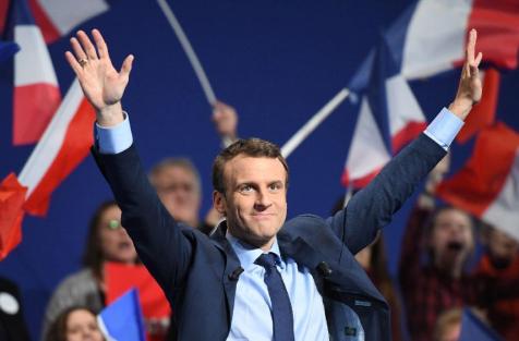Macron Molding the Fate of the European Union