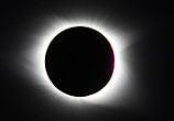 A Not-So-Bright Ending to the Solar Eclipse