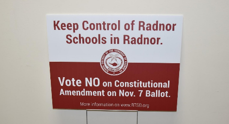 The Elimination of School Property Taxes: Bad for Radnor and for PA