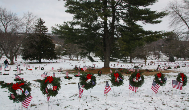 Remembering the Fallen on National Wreaths Across America Day