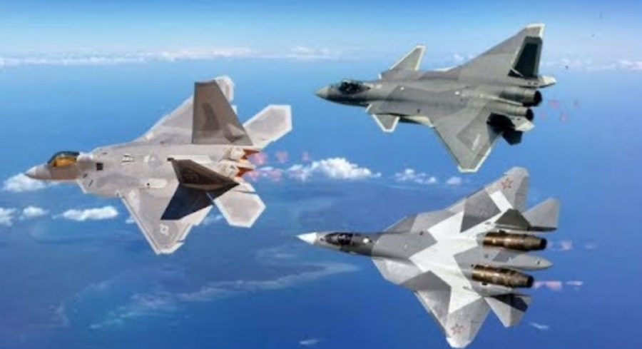 Military+Technology+Update%3A+Fifth-Generation+Fighter+Jets