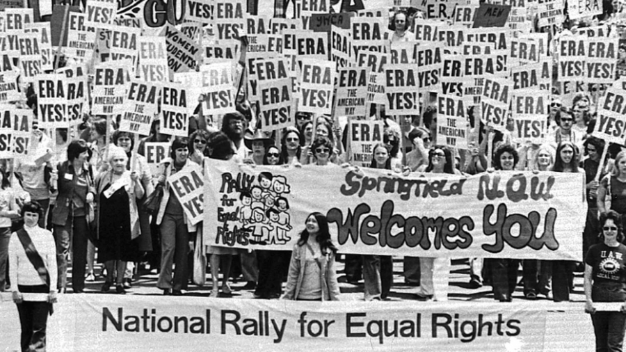 The Return of the Equal Rights Amendment