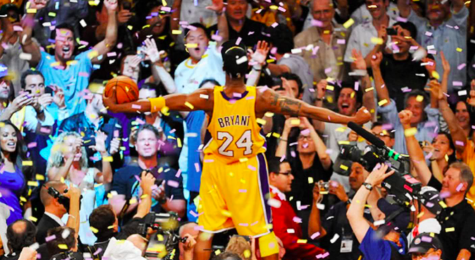 Larger than Life: A Tribute to Kobe Bryant
