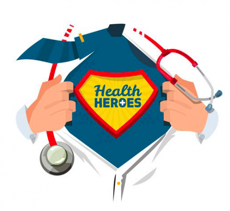 Thank You Health Heroes!