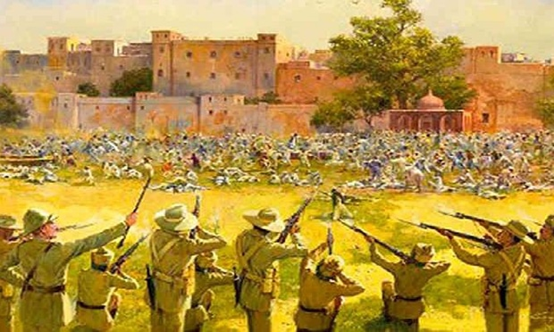 101 Years After The Amritsar Massacre: A Possible Seed of Growth for the UK and their Past