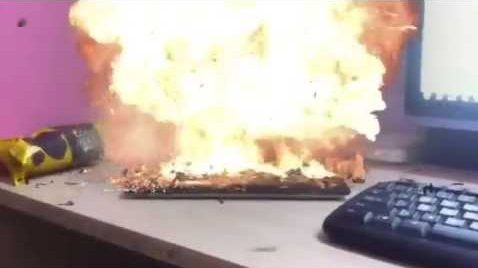 """""""It states that these Surface Gos are flammable in Section 132.009 b. of the owner's manual, which apparently were never delivered to students because they got lost in the mail."""" --Victoria Glatzer, RHS Instructional Technology Consultant"""