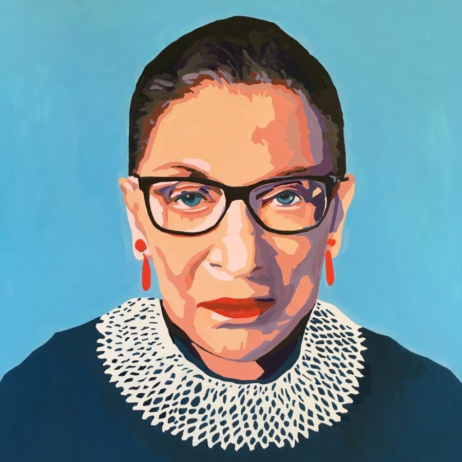 Ruth Bader Ginsberg: Her Life, Legacy, and Seat