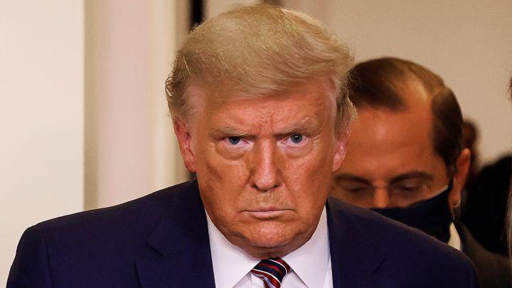 Trump Seeks Emotional Damages