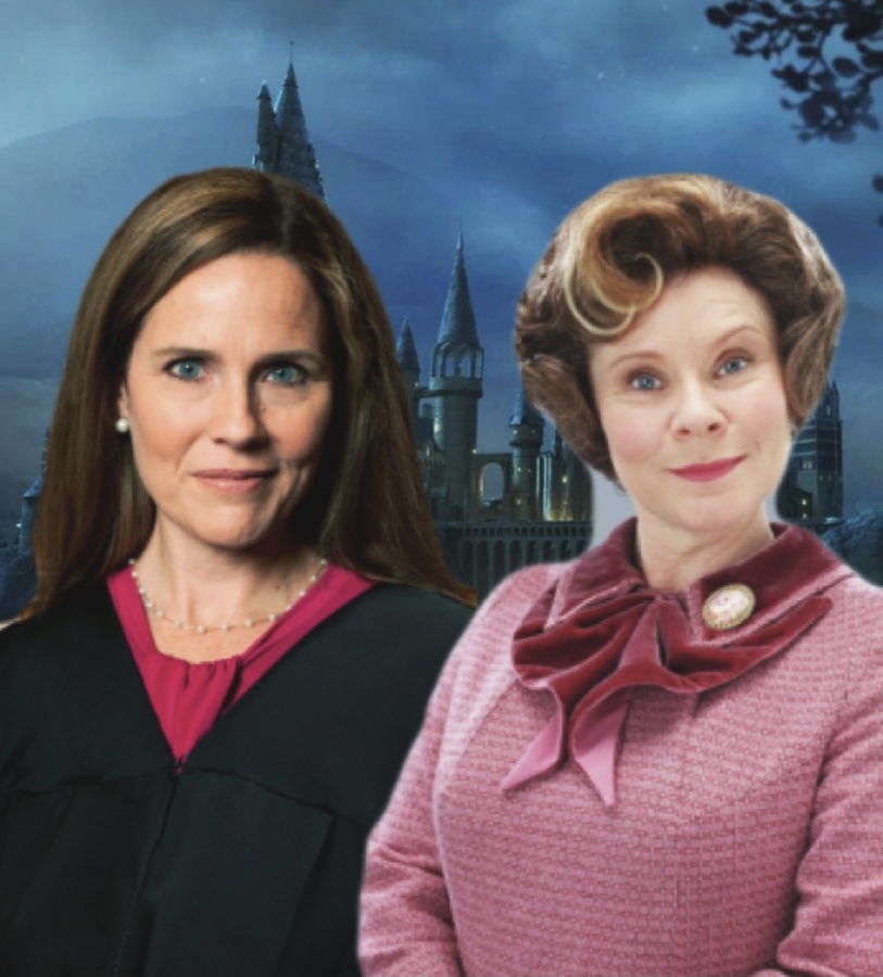 Amy Coney Barrett To Be Cast as Umbridge in the New Remake of Harry Potter