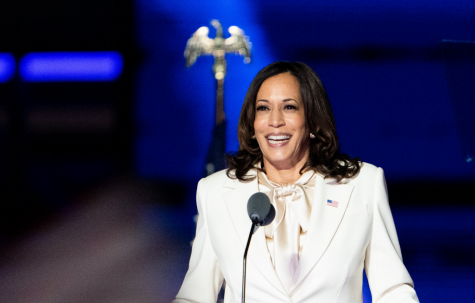 """""""Kamala Harris in Her White Suit""""- The New York Times"""