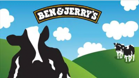 Grubbin' with the Boys: Ben and Jerry's Edition