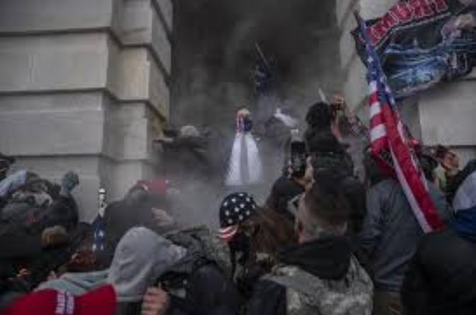 The January 6th Capitol Riot: Inside and Out