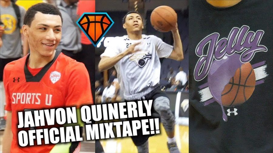 A+screenshot+of+Jahvon+Quinerly%27s+mixtape.+Quinerly+was+an+inventor+of+the+impressive+move+known+as+the+%27jelly.%22