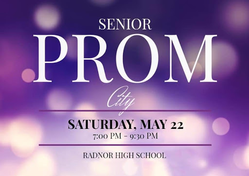 RHS Senior Prom Preparations Underway