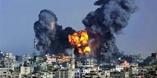 Photo from https://insidearabia.com/israel-has-made-a-habit-out-of-bombing-gaza-during-ramadan/